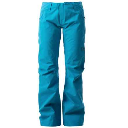 Burton [ak] 2L Stratus Gore-Tex® Snowboard Pants (For Women) in Heisenberg - Closeouts